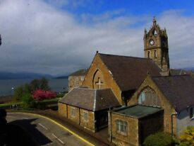 ** REDUCED **Two Bedroom Flat for Sale in Central Gourock with Spectacular views
