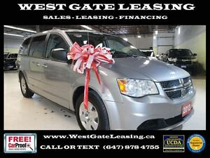 2013 Dodge Grand Caravan | STOW N GO | BLUETOOTH |