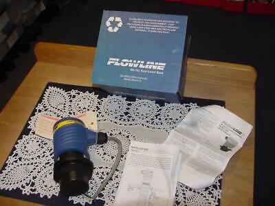 Flowline Lu30-5003 Echotouch Ultrasonic Level Transmitter 2 Npt Six Wire New