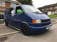 VW T4 Transporter 1.9TD day van