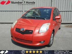 2007 Toyota Yaris RS  (AS-IS) Fuel Efficient, Foglights, Power G