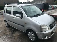 Vauxhall agila 1.2 petrol 54-plate mot march 2019! Just had headgasket replacement with reciept £695