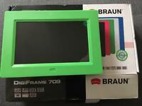 Digital Photo Frame Braun 709