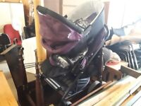 Joie Pram/Buggy and Car Seat