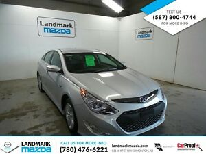 2014 Hyundai Sonata Hybrid Sedan / Very Low KILOMETERS!