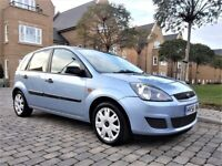 06/56 Ford Fiesta 1.4 Climate 5dr - Low Miles - FSH - Long Mot