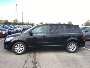2012 Volkswagen Routan Comfortline/POWER SLIDING DOORS/HEATED LE