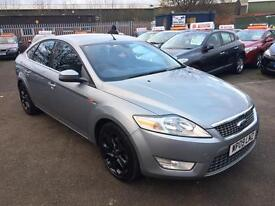 Ford mondeo 2.0 titanium 140 tdci 6 speed 2009, 1 owner, 78k miles, service history, Hpi clear