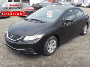 2014 Honda Civic Sedan 4dr Man LX