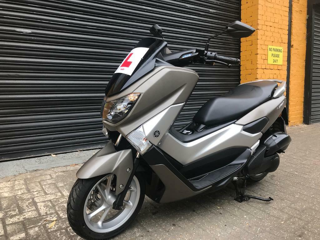 yamaha nmax 125 with 4300miles 2016 in battersea london. Black Bedroom Furniture Sets. Home Design Ideas