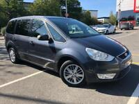 New shape ford galaxy diesel new mot and cambelt panoramic roof top spec