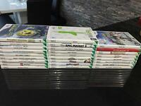 Wii Games as new boxed/instructions various prices