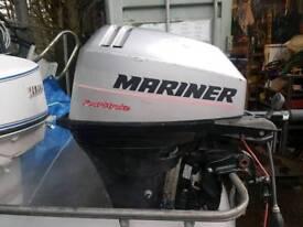 Mariner 15 hp outboard 4 stroke shortshaft