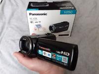 Panasonic HC-V250 Camcorder Full HD - Used but like new.
