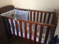East Coast cot bed Baby/Child/Toddler