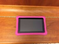 Amazon Fire Kids Edition (5th Generation) 16GB, Wi-Fi, 7in - Pink
