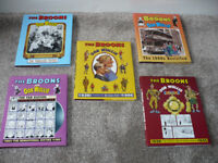5 BROONS & OOR WULLIE SPECIAL EDITION BOOKS