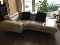Sofa, cushions and matching rug