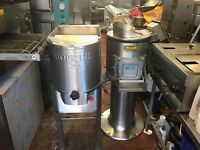 Chipper and Peeler £800 each or £1200 for both