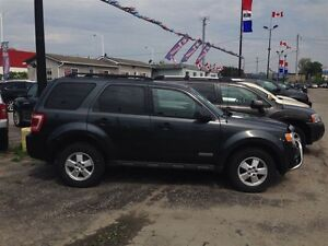 2008 Ford Escape XLT * POWER ROOF * LEATHER London Ontario image 7