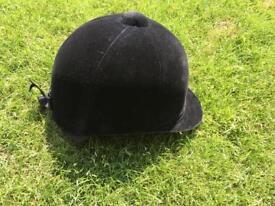 Champion euro riding hat