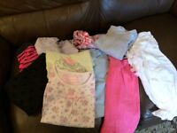 Girls bundle of clothes age 4-5