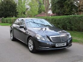 MERCEDES E-220 CDI AUTOMATIC SHOWROOM CONDITION EXCELLENT RUNNER VERY GOOD CONDITION!!!