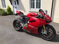Ducati Panigale 1199s 2013 (63) *Finance Option* swaps/px
