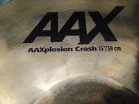 Sabian AA crash cymbal
