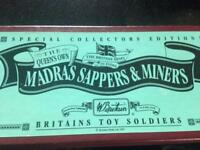 Special Collectors Edition - Madras Sappers &Miners - Collectible Soldiers