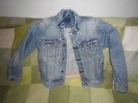 Boys GAP Denim Jacket M