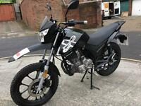 Lexmoto Assault 125 2016in good condition for sale