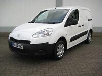 Peugeot Partner 1600 HDI One Owner,FSH, 24000 Miles Used Van Sales AA Approved Dealer