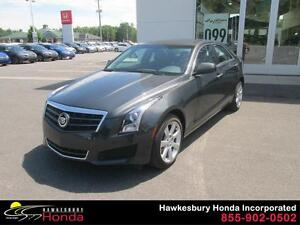 Cadillac ATS AWD 2014 26200 KM SEULEMENT LAST PRICE