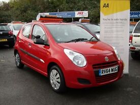Suzuki Alto 1.0 SZ 5dr 1 lady owner from new