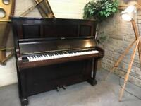 Heywood & Sons upright piano - CAN DELIVER