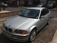 BMW 323i SE 5 speed manual 1999.