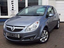 2009 09 Vauxhall/Opel Corsa 1.3CDTi 16v Design~WARRANTIED LOW MILEAGE~