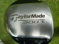 Taylor Made Driver 8.5 degree loft. Tour S-90 shaft. Good used condition. Headcover. Bargain. £8