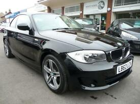 BMW 1 SERIES 2.0 118D ES 2d 141 BHP (black) 2013