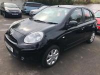 2011 nissan micra 1.2 petrol with new mot and new timingchain and new service
