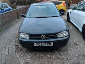 *SPARES OR REPAIRS* VOLKSWAGEN GOLF MK3 1.6L