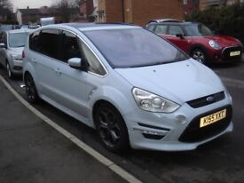 **FORD S-MAX 2.2 DIESEL TITANIUM X SPORT**VERY RARE FULLY LOADED**