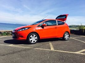 Ford Fiesta 1.25 45000 miles, 2011. Looking quick sale!