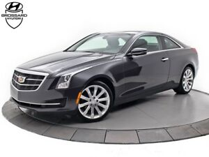 2015 Cadillac ATS 2.0L Turbo TOIT OUVRANT BLUETOOTH