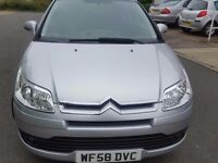 CITROEN C4 CACHET HDI 58 PLATE. CLEAN AND IN GOOD CONDITION IN AND OUT.