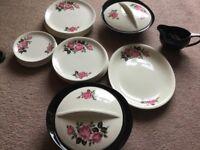 Bristol tableware