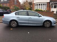 2010 model vw passat 1.6 diesel bluemotion,super economical on fuel and only £30 tax/year