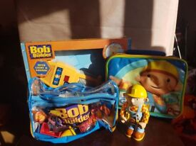 Selection of bob the builder