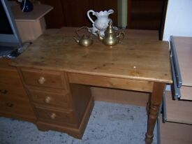 Pine dressing table at Cambridge Re-Use (cambridge reuse)